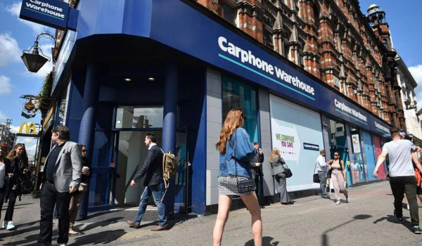 £400k fine for Carphone Warehouse from the Information Commissioner